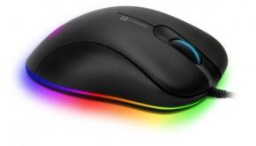 Drátová myš Connect IT NEO, herní, 6 tlačítek, podsvícená, černá