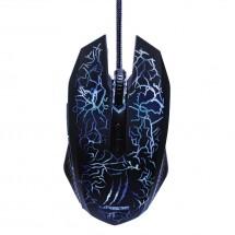 Drátová myš Hama uRage Illuminated2, herní, LED diody, černá
