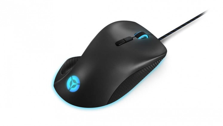 Drátová myš Lenovo Legion M500 RGB, herní