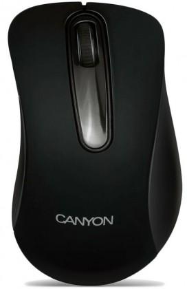 Drátové myši Canyon CNE-CMS2, černá