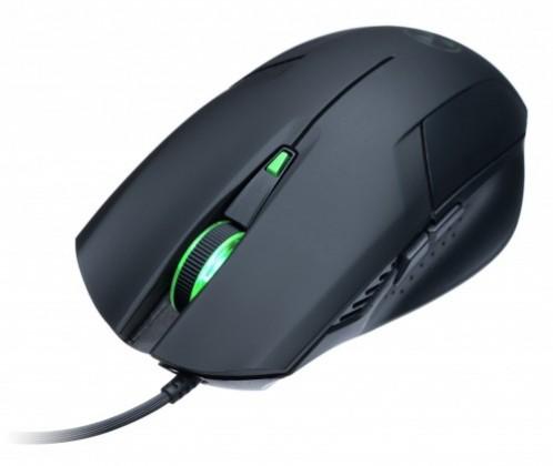 Drátové myši CONNECT IT Battle Rnbw myš, černá CI-1128
