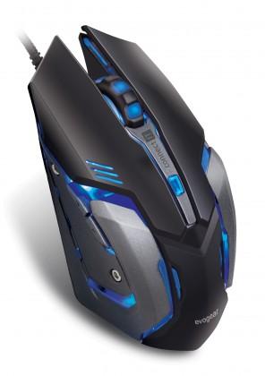 Drátové myši CONNECT IT CMO-4510 Evogear, černá CMO-4510-BK