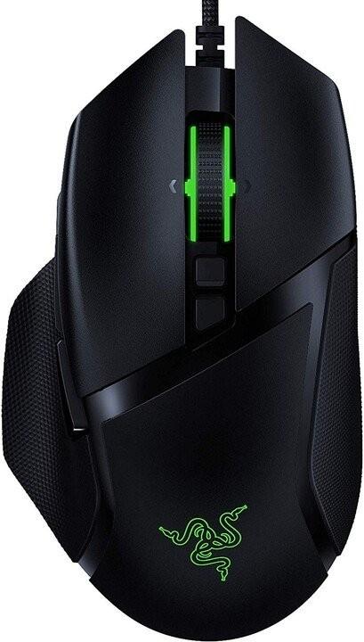 Drátové myši Drátová herní myš Razer Basilisk V2, 20 000 dpi, černá