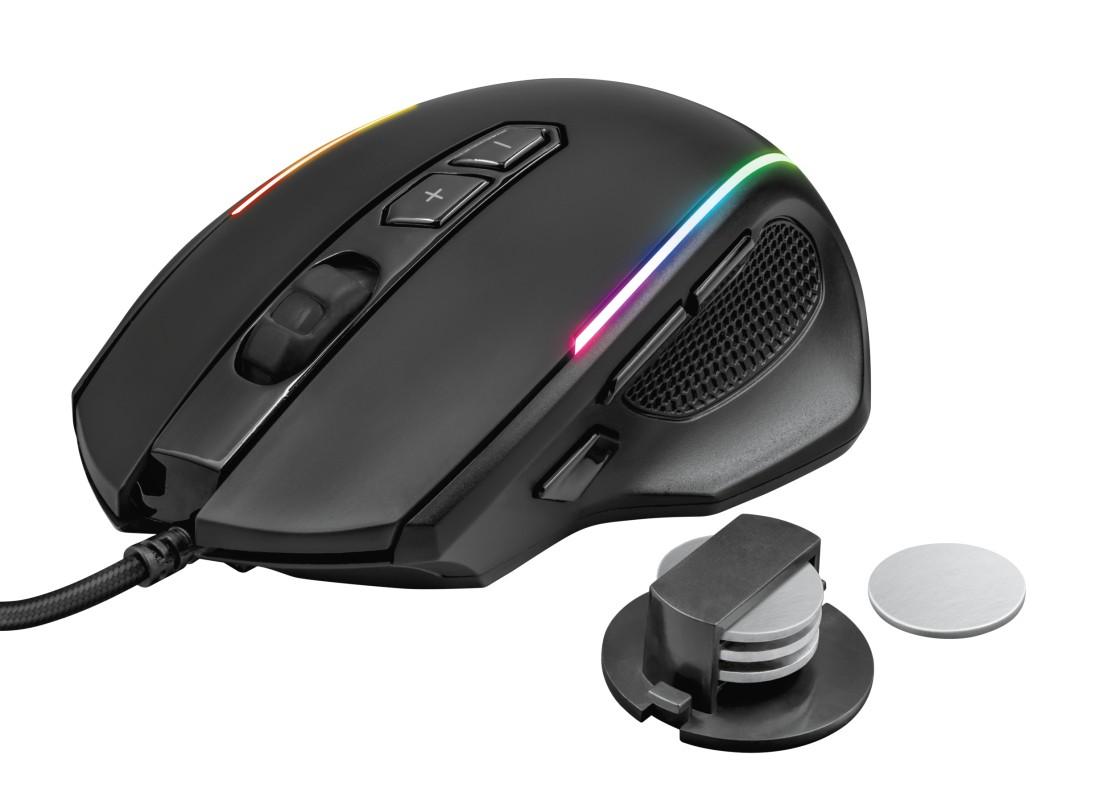 Drátové myši GXT 165 Celox Gaming Mouse