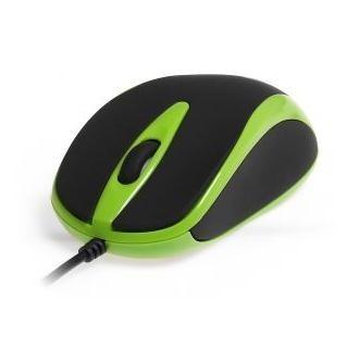 Drátové myši Media-Tech MT-1091 Plano, zelená