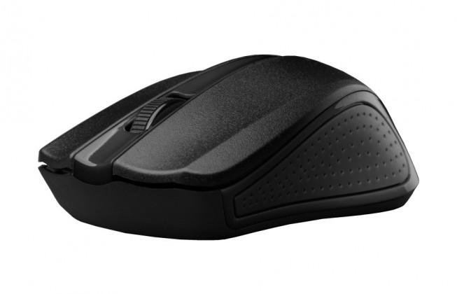 Drátové myši Myš C-TECH WM-01, černá, USB