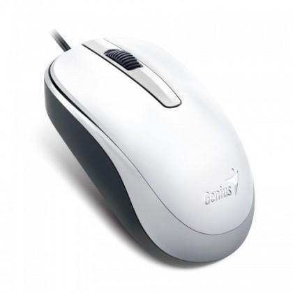 Drátové myši Myš Genius DX-120 bílá