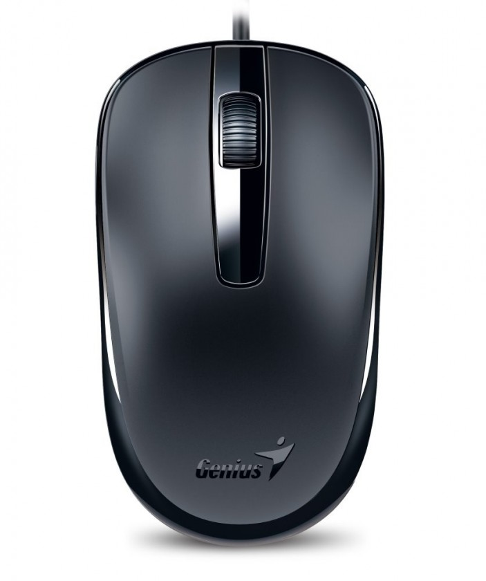 Drátové myši Myš Genius DX-120 černá