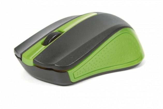Drátové myši Omega OM-05, zelená