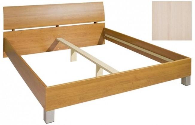 Dřevěná Cassanova 180/200 (jasan coimbra)
