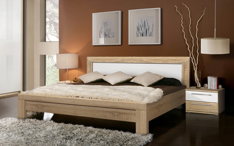 Dřevěná Julietta JLTL162 (160x200 cm)