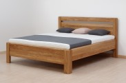 Dřevěná postel Adriana 180x200 cm, buk