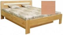 Dřevěná postel Kars 2, 180x200, vč. výkl.roštu a úp, bez matrace