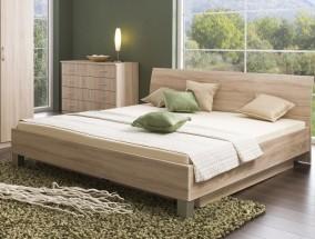 Dřevěná postel Uno 180x200 cm