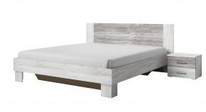Dřevěná postel Vera 180x200 cm, pinie