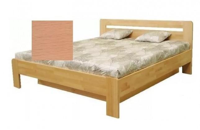 Dřevěné postele Dřevěná postel Kars 2, 180x200, vč. výkl.roštu a úp, bez matrace