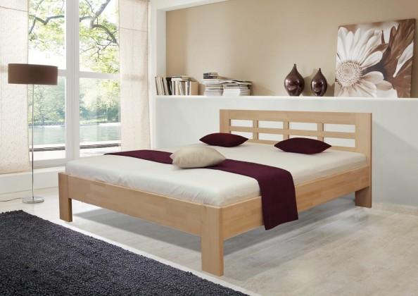 Dřevěné postele Dřevěná postel Vegas 2, 180x200, vč. výkl.roštu a úp,bez matrace