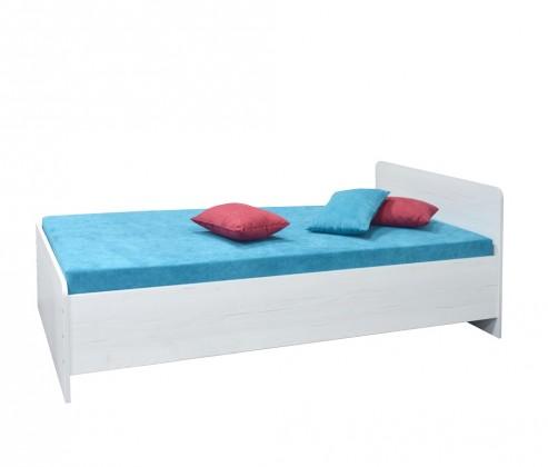 Dřevěné postele Postel Play 90x200, vč. roštu a úp, bez matrace