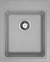 Dřez Franke - Fragranit KSG 218, 425x520 mm (šedý kámen)