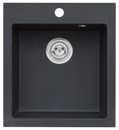 Dřez rovný Dřez DKL 03, granit, 45x50cm