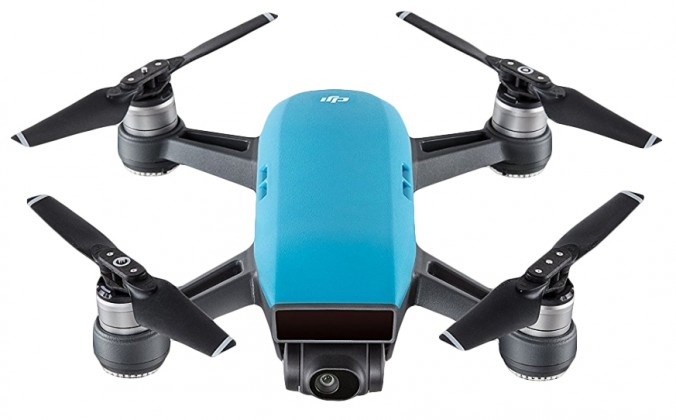 Drony DJI Spark Fly More Combo, Sky Blue version, DJIS0201C