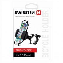 Držák na kolo Swissten Bike na řídítka, extra pevný
