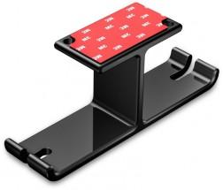 Držák na sluchátka Connect IT CHX-1100-BK, pod desku, černý