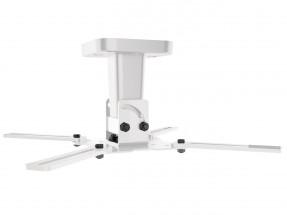 Držák projektoru Meliconi 480804 PRO 100, bílý, stropní