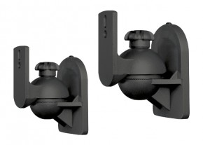 Držák reproduktoru AQ BR01AS, max.3,5kg, 2ks