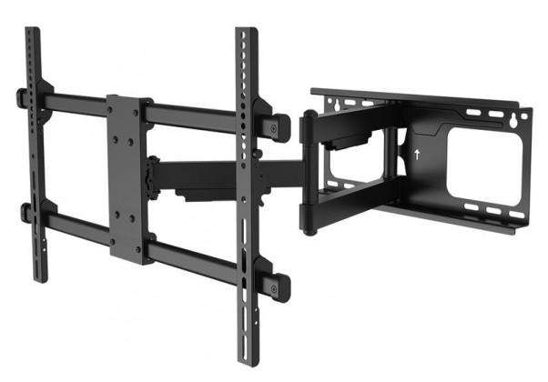 Držák televize AQV nástěnný, VESA 600x400, 60kg