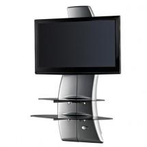 Držák televize MELICONI GHOST, VESA max 200 až 600,70kg,stříbrný