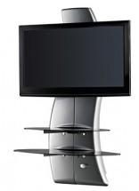 Držák televize MELICONI GHOST, VESA max 300 x 400,30kg,šedý POUŽ