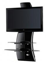Držák televize MELICONI GHOST, VESA max 600 x 400, 30kg, černý