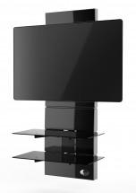 Držák televize MELICONI GHOST, VESA max 600x600, 30kg, černý