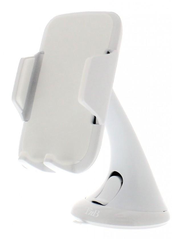 Držáky, stojany Držák TNB CARHOLDWH pro smartphone do auta bílý