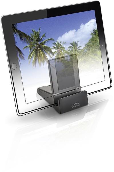 Držáky, stojany Speedlink CAVITY Universal Tablet PC Stand, black