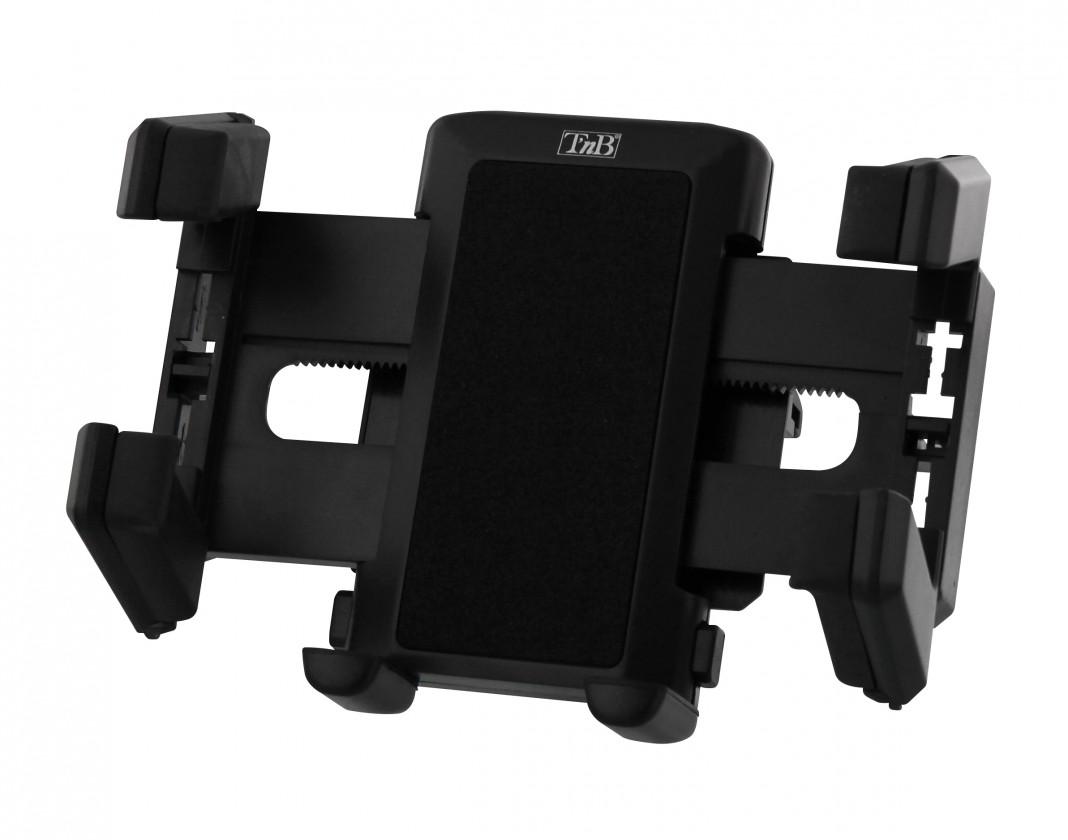Držáky, stojany Univerzální držák do auta T&B, 4.2-10.8cm, pro telefon, navigaci