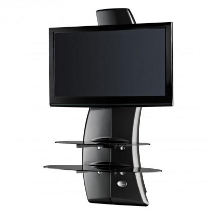 Držáky TV Držák televize MELICONI GHOST, VESA 400 - 600, 70kg, tmavě šedý