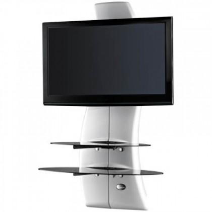 Držáky TV Držák televize MELICONI GHOST, VESA max 400x600, 70g, bílý OBAL