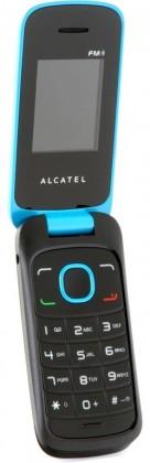Dual SIM telefon ALCATEL ONETOUCH 1030D Fresh Turquoise ROZBALENO