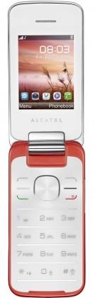 Dual SIM telefon ALCATEL ONETOUCH 2010D Corraline ROZBALENO