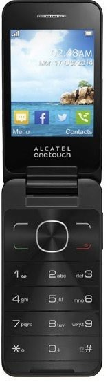 Dual SIM telefon ALCATEL ONETOUCH 2012D Dark Chocolate