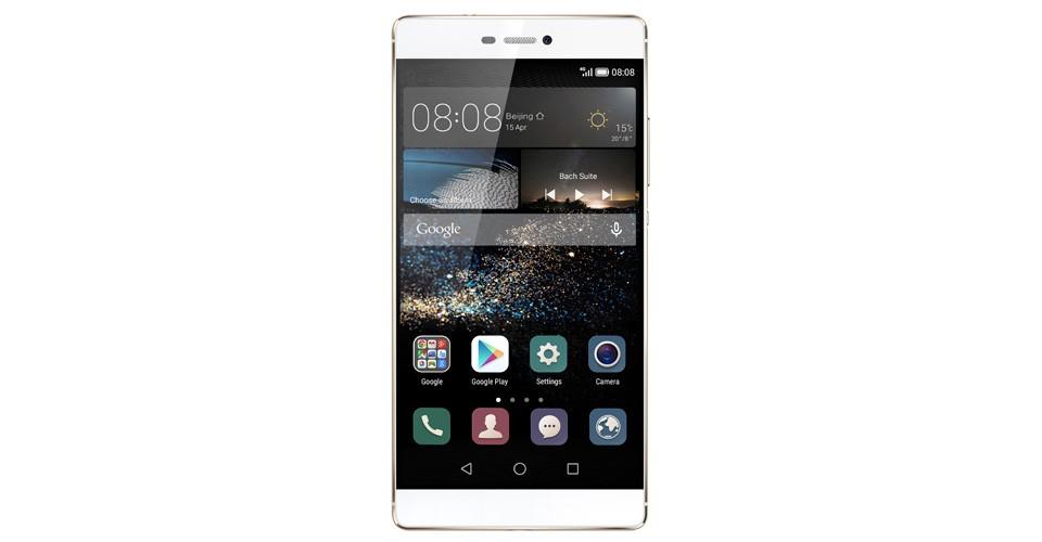 Dual SIM telefon Huawei P8 Lite Dual Sim, bílá