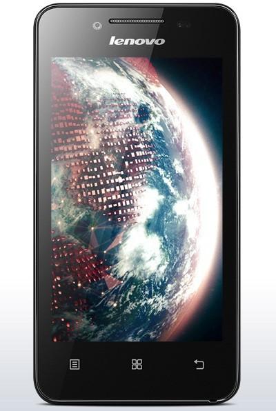 Dual SIM telefon Lenovo A319 Black