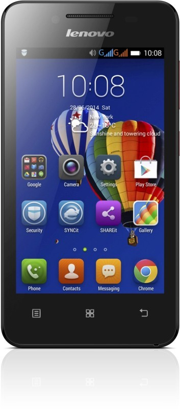 Dual SIM telefon Lenovo A319