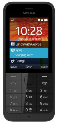 Dual SIM telefon Nokia 220 Dual SIM Black