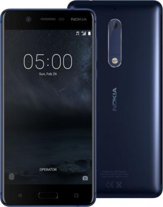 Dual SIM telefon NOKIA 5 DS Blue