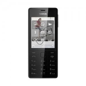 Dual SIM telefon Nokia 515 (Dual SIM) Black