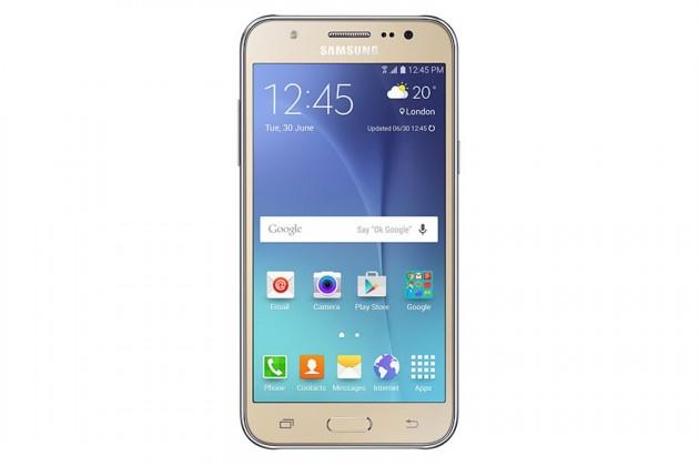 Dual SIM telefon Samsung Galaxy J5 Duos Gold