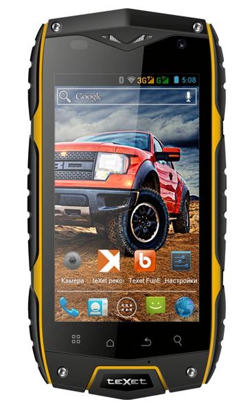 Dual SIM telefon TeXet TM-4104R ROZBALENO